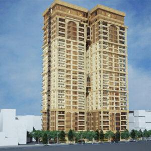 پروژه برج های دوقلوی مسکونی – ورزشی یادمان اردبیل