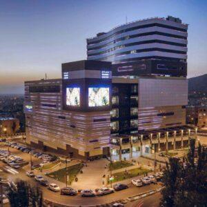 پروژه مركز تجارت اطلس تبريز